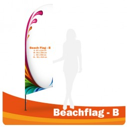 Beachflag Form B