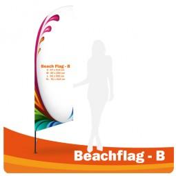 Beachflag Form B