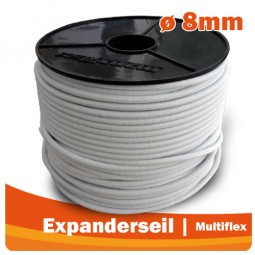 Multiflex Expanderseil 8mm - Meterware