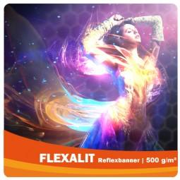 Flexalit - Reflexbanner 500 g/m²