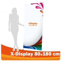 X-Display - 80x180 cm