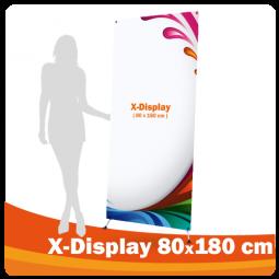 X-Display - 80x180 cm