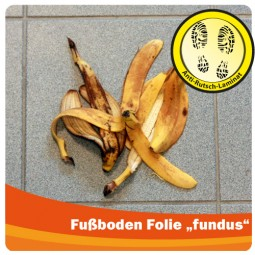 "Fußbodenfolie ""fundus"""