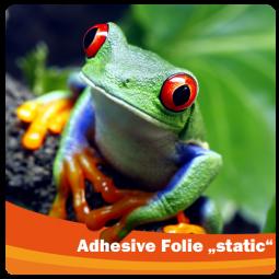 Adhesive Folie - Static
