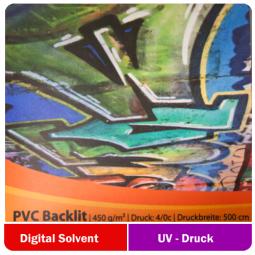 Backlit B1 - hinterleuchtbares Banner