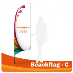 Beachflag Form C