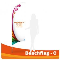 Beachflag Form C