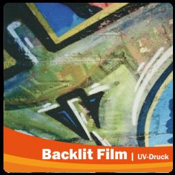 Backlit Film - hinterleuchtbare Folie