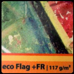 Fahnenstoff Eco Flag 117+FR