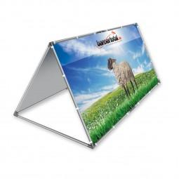 Alu-Rahmensystem - A-Frame 200x100cm