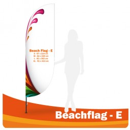 Beachflag Form E