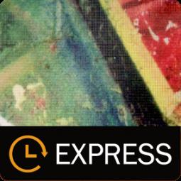 Fahnenstoff -EXPRESS - Eco Flag 117